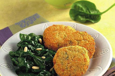 Ricetta polpettine di miglio antipasto donne magazine for Cucinare miglio