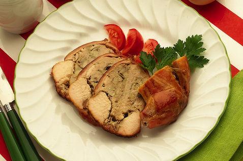 Ricetta Coniglio Ripieno (5) – Carne