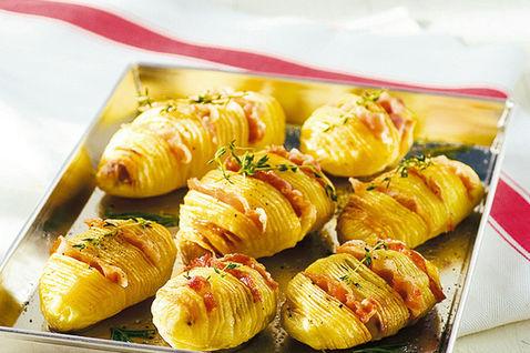 Ricetta Patate E Pancetta – Contorno