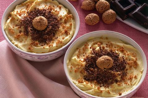 Ricetta Coppe All'amaretto (2) – Dessert