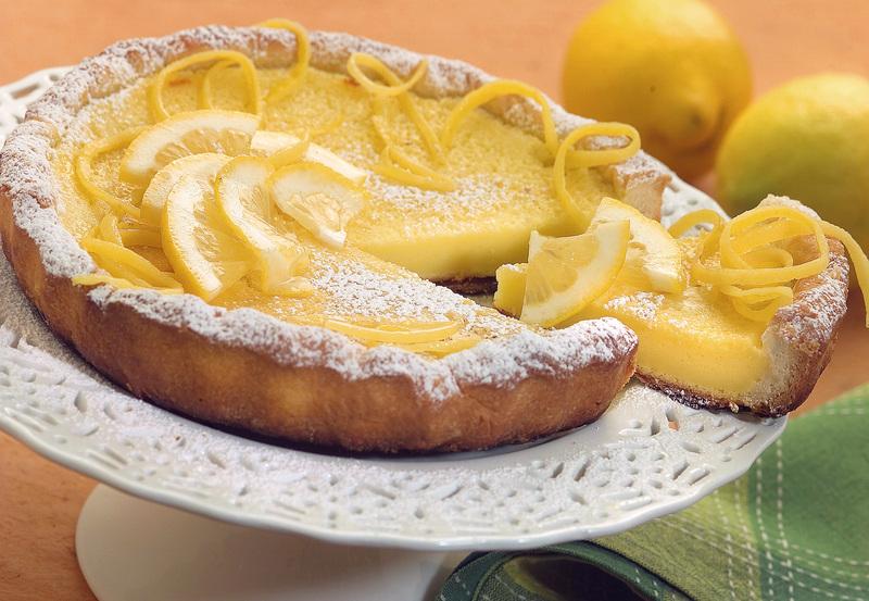 Ricetta Torta Al Limone (4) – Dessert