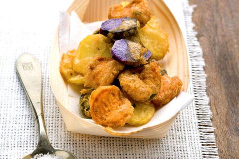 Ricetta Frittelle Di Patate Speziate – Contorno