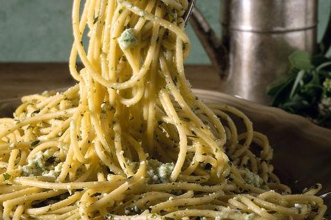 Ricetta Spaghetti Alle Erbe – Primo