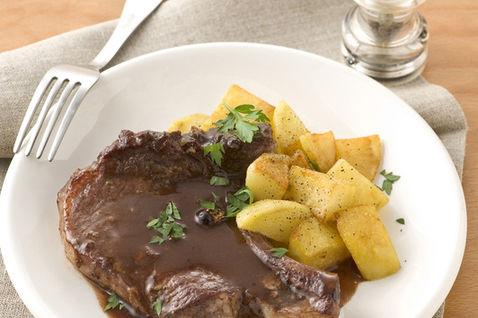 Ricetta Braciole Al Vino (3) – Carne