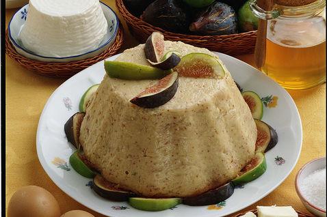 Ricetta Budino Di Fichi – Dessert