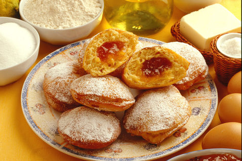 Ricetta Krapfen Di Carnevale – Dessert