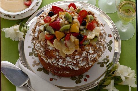 Ricetta Veneziana Farcita – Dessert