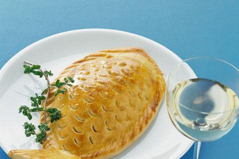 Ricetta Branzino In Crosta Agli Odori – Pesce
