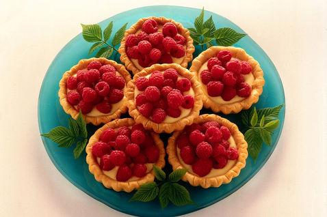 Ricetta Tartellette Ai Lamponi – Dessert