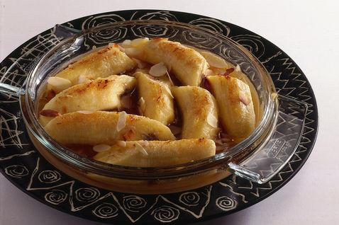 Ricetta Banane Al Forno (3) – Dessert