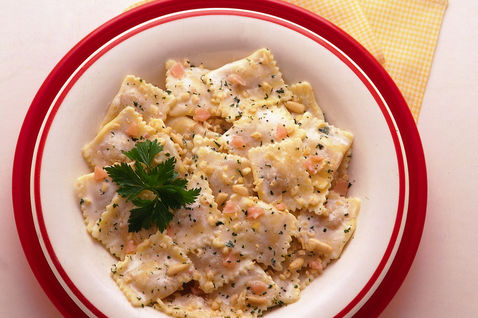 Ricetta Raviolini Al Prezzemolo (2) – Primo
