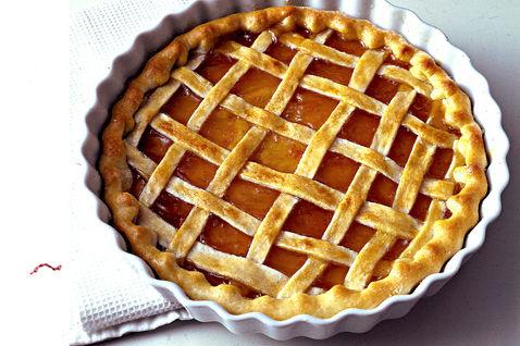 Ricetta Crostata Alla Marmellata Di Albicocche – Dessert