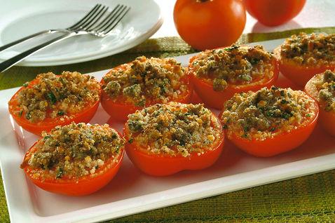 Ricetta Pomodori Alla Provenzale – Contorno