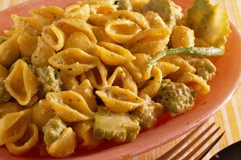 Ricetta Spaghetti Al Cavolfiore (2) – Primo
