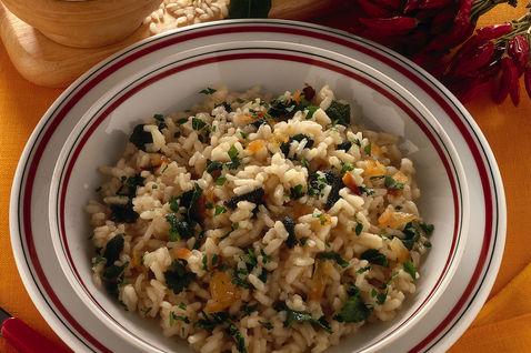 Ricetta Riso Vegetariano (2) – Primo