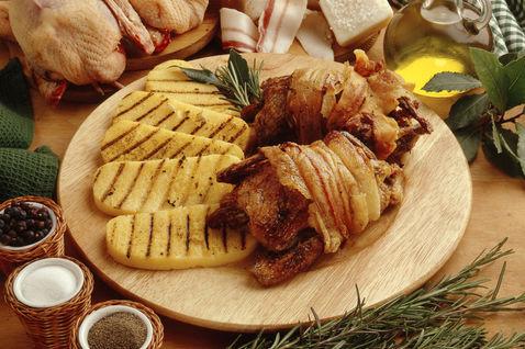 Ricetta Piccioni Arrosto – Pollame