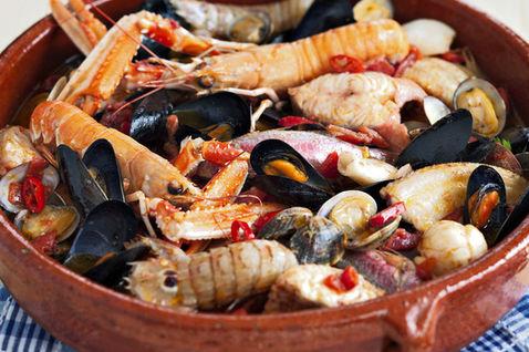 Ricetta Brodetto Di Pesce Abruzzese – Pesce