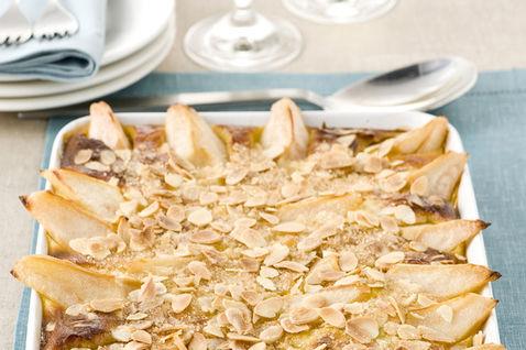 Ricetta Gratin Di Pere – Dessert