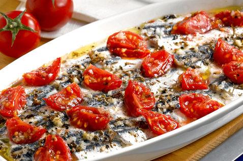 Ricetta Alici Alla Pizzaiola – Pesce