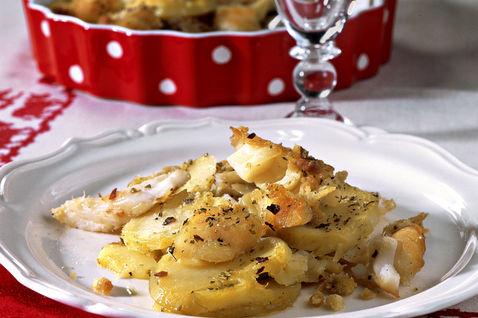 Ricetta Baccalà Con Patate Al Forno – Pesce