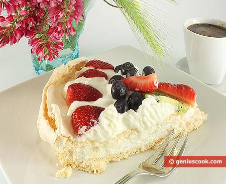 Ricetta Meringa Pavlova – Dessert