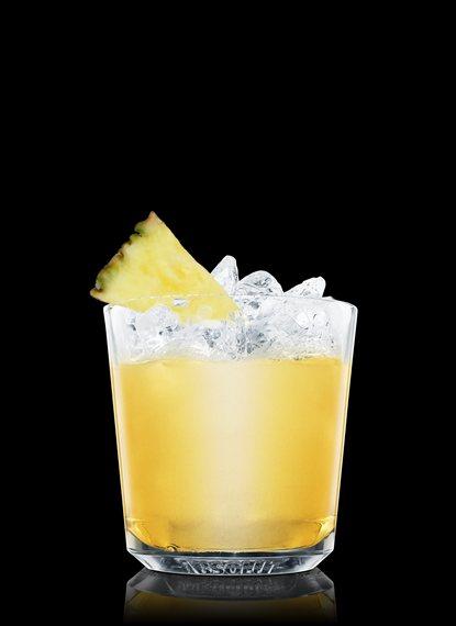 Ricetta Pineapple Fizz – Bevande