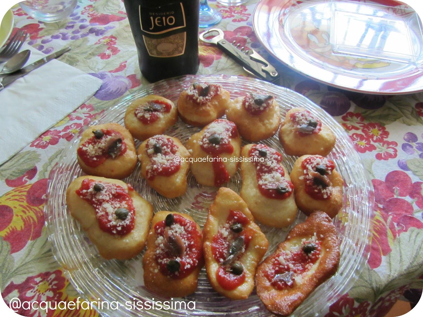 Ricetta Salsa Per Pizzelle Campane – Salsa
