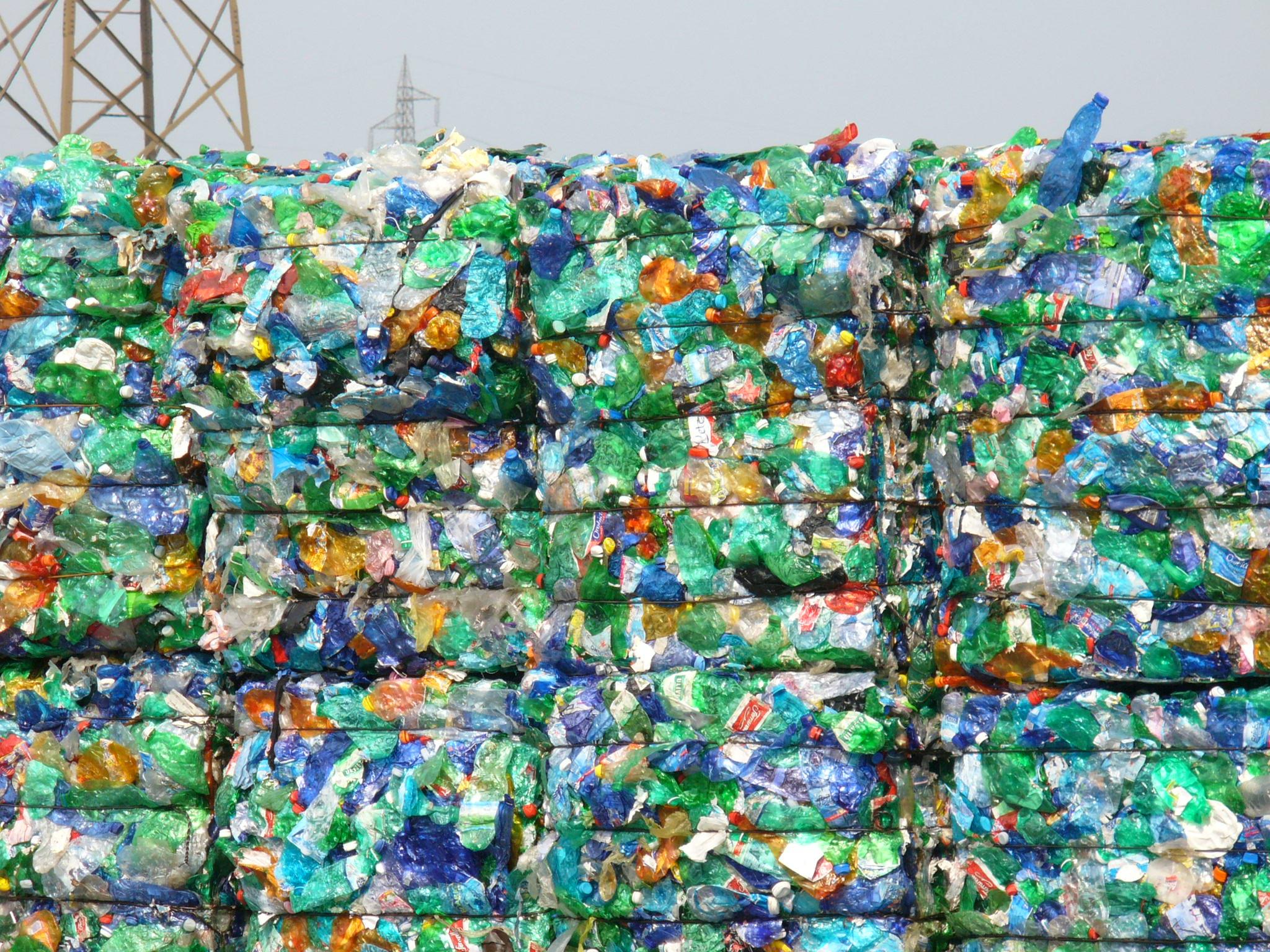 Rifiuti di plastica dove vanno?