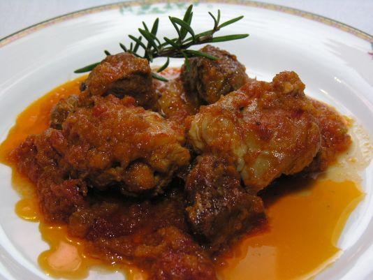 Ricetta Pollo Alla Cacciatora (3) – Pollame