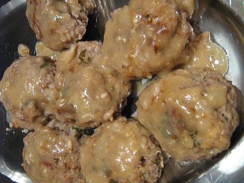 Ricetta Polpette Al Marsala – Carne