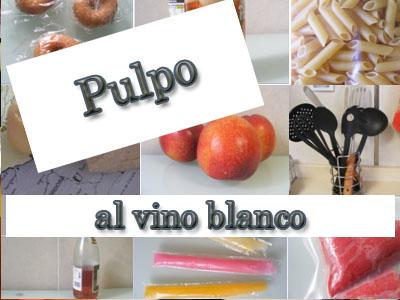 Ricetta Pulpo Al Vino Blanco – Pesce