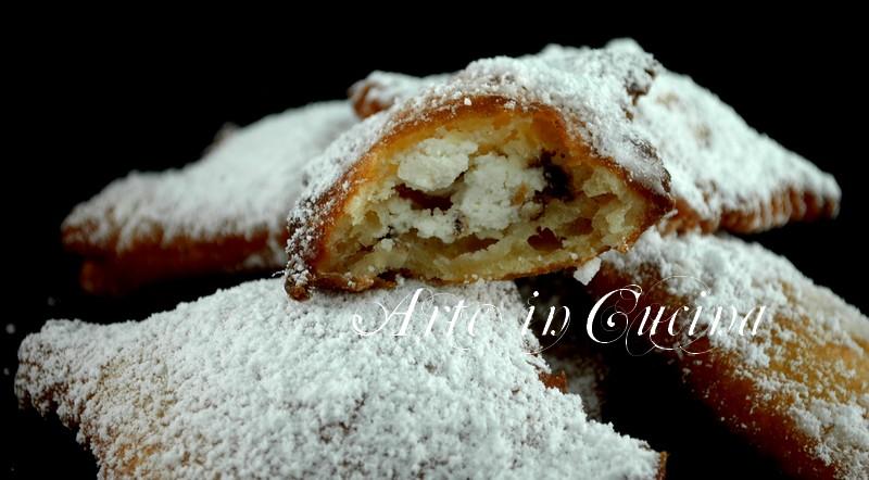 Ricetta Fritto Di Ricotta – Dessert