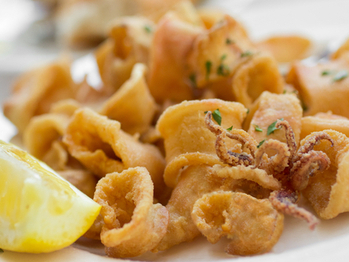 Ricetta Calamaretti Fritti (2) – Pesce
