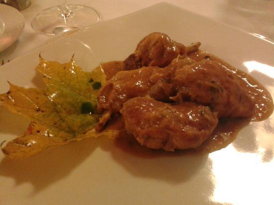 Ricetta Coniglio All'arneis – Carne