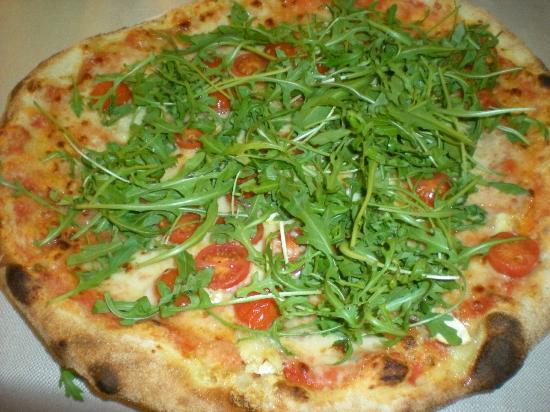 Ricetta Pizza Alla Rucola – Primo