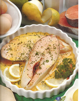 Ricetta Salmone Alla Parigina – Pesce