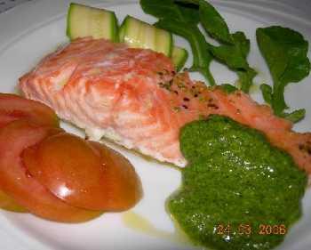 Ricetta Salsa Alla Rucola (4) – Salsa
