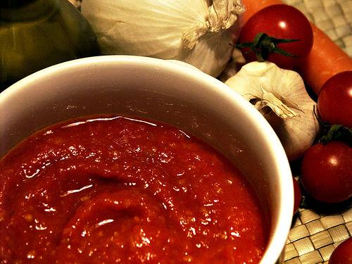 Ricetta Salsa Di Pomodoro (2) – Salsa