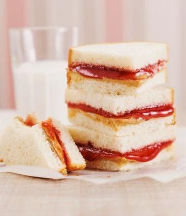 Ricetta Sandwich Di Marmellata – Dessert