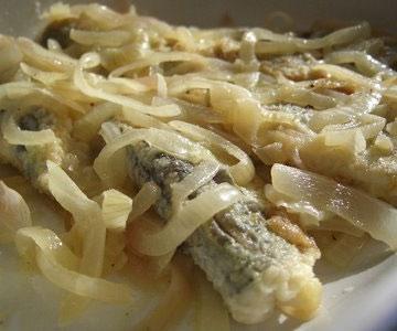 Ricetta Sarde In Saor (2) – Pesce