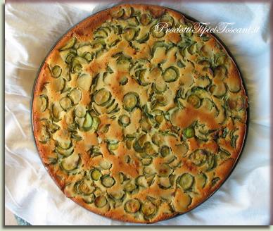 Ricetta Scarpaccia Viareggina – Dessert