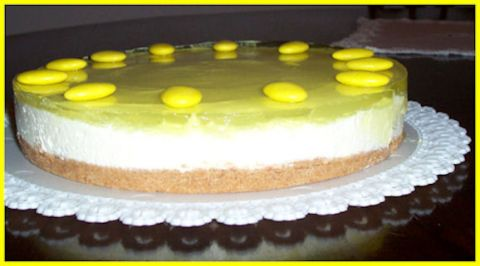 Ricetta Semifreddo Al Limone (2) – Dessert