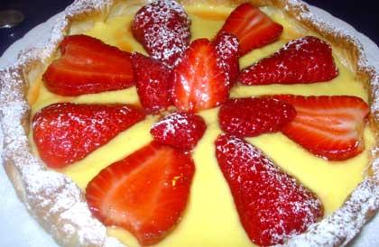 Ricetta Sfoglia Alle Fragole – Dessert