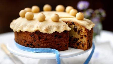 Ricetta Simnel Cake – Dessert