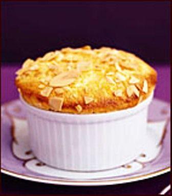 Ricetta Soufflé Di Mandorle – Dessert
