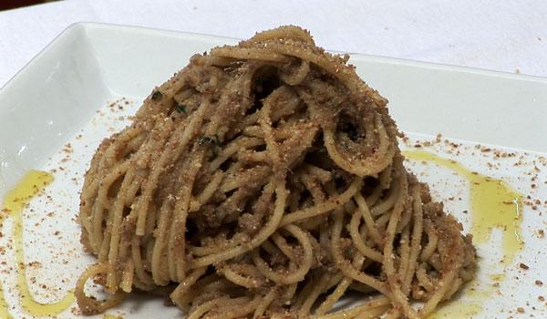 Ricetta Spaghetti Alle Acciughe (2) – Primo