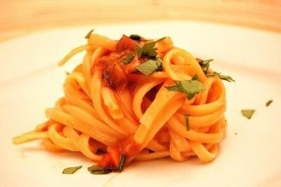 Ricetta Spaghetti Con Le Seppie – Primo