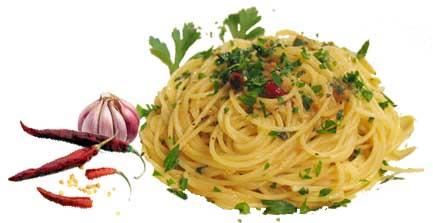 Ricetta Fusilli All'aglio E Prezzemolo – Primo