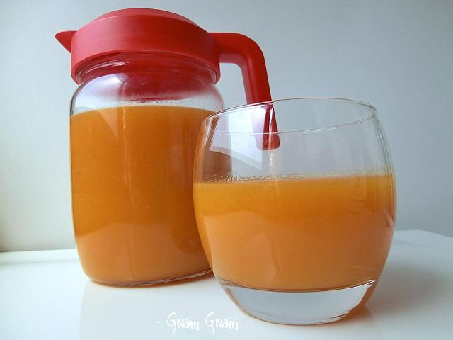 Ricetta Succo D'arancia Con Succo Di Banana E D'albicocca – Bevande