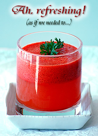 Ricetta Succo Al Pomodoro E Peperone – Bevande
